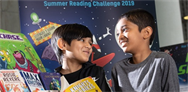 Space Chase - 2019 Summer Reading Challenge