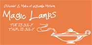 Discover and Make Magic Lamps
