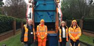 Joint waste partnership trial electric v...