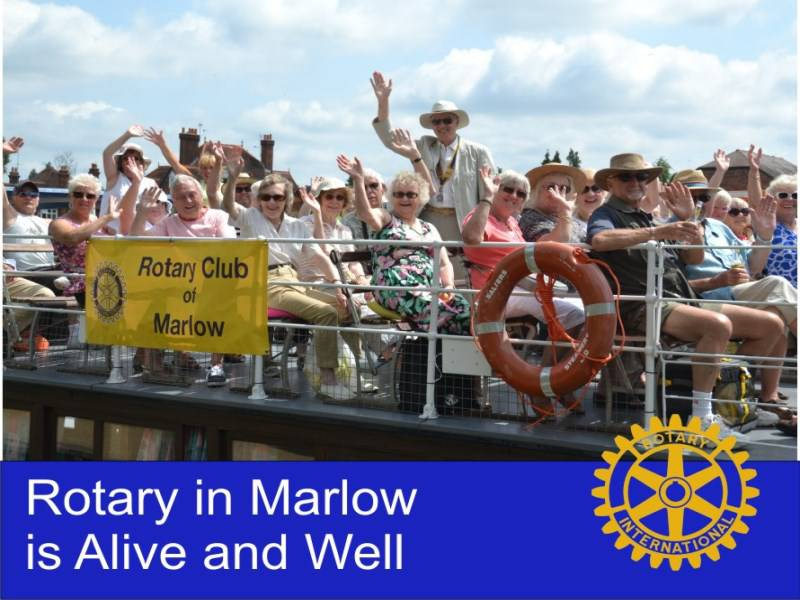 rotary club of marlow