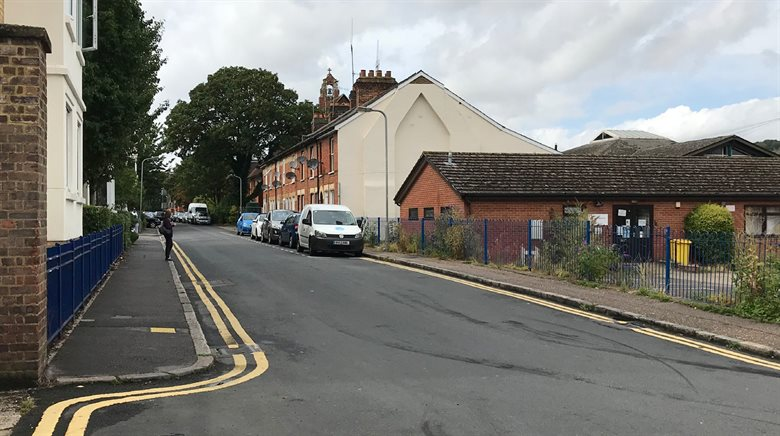 View-West-End-Road-Wycombe-New-Temporary-Accommodation