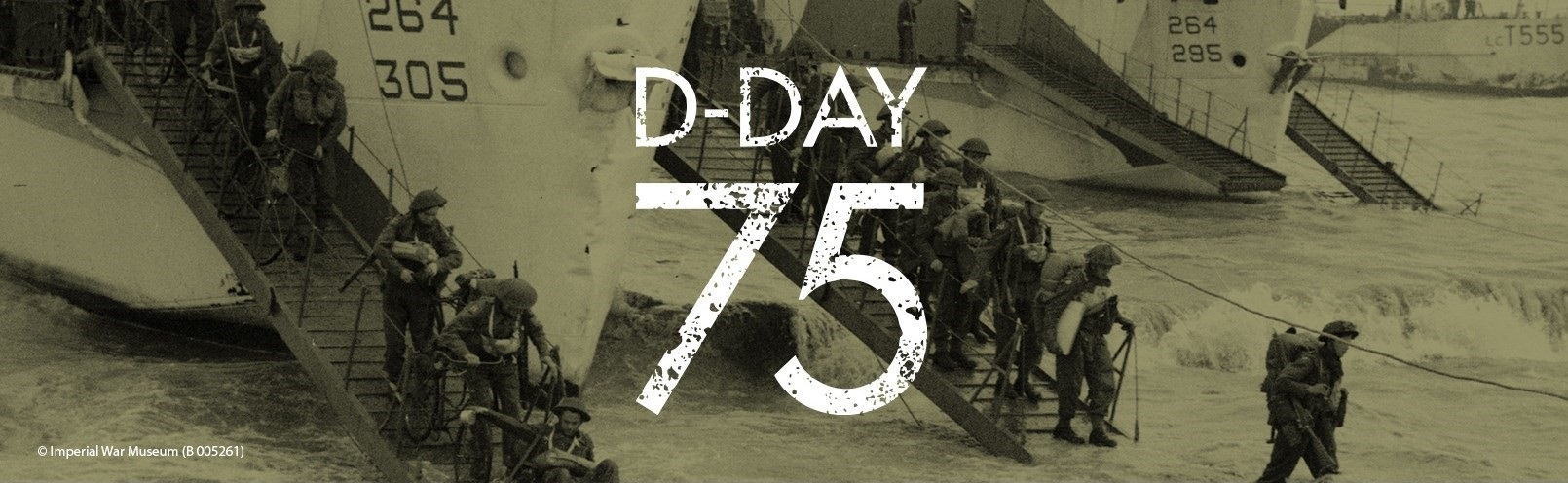 D-Day 75 Years event