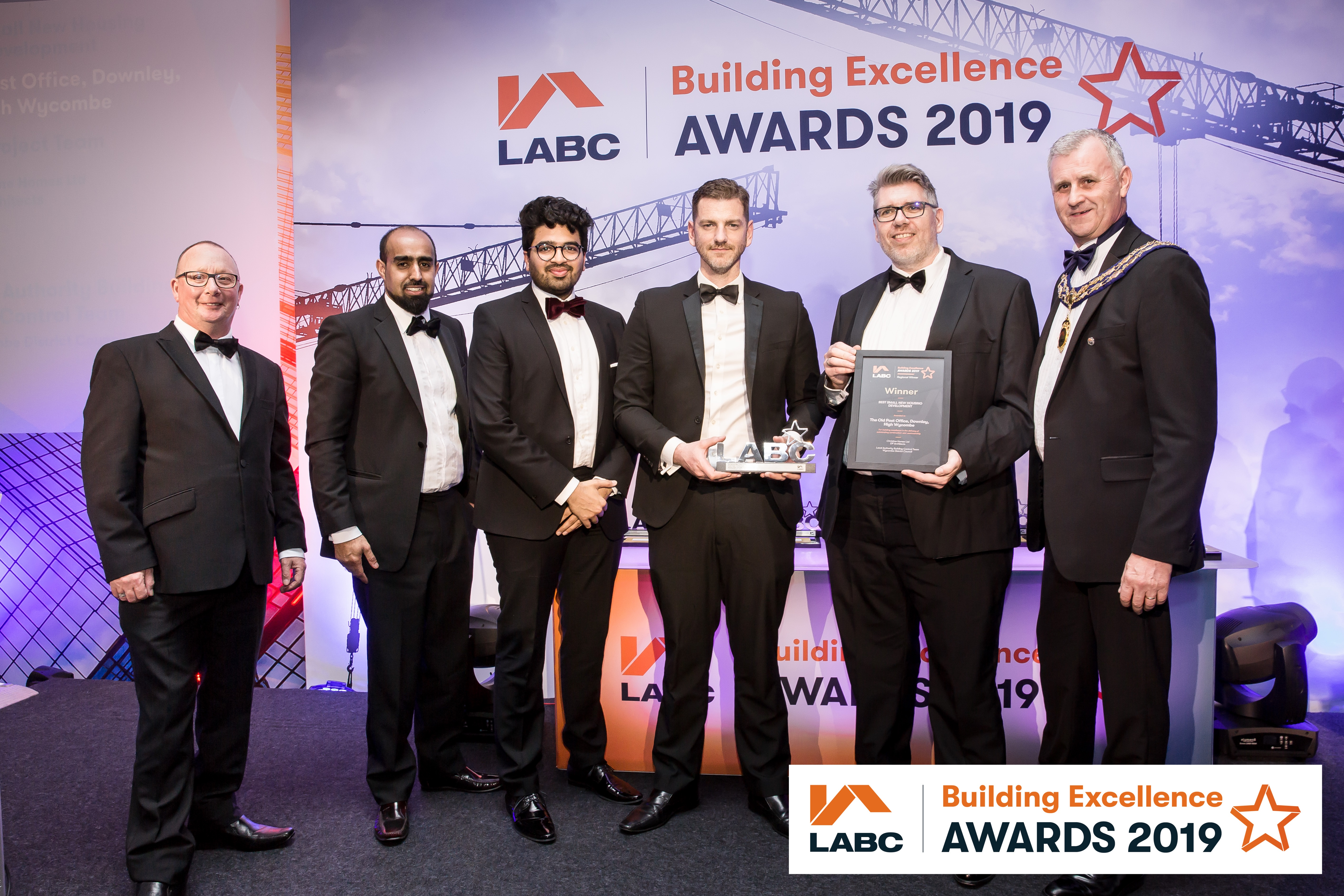 Best Small Housing 2019 LABC