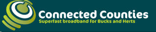 Connected counties logo