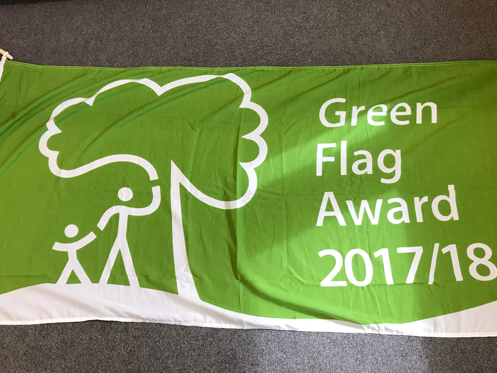 Green Flags 2017