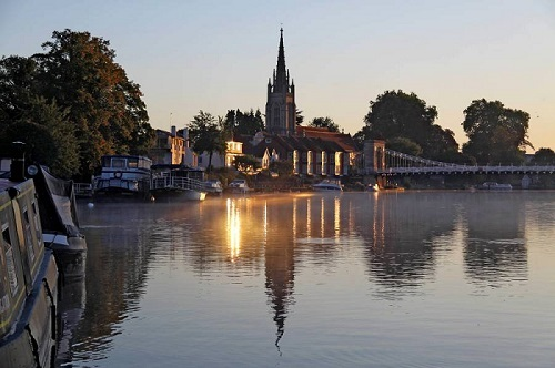 River Thames in Marlow