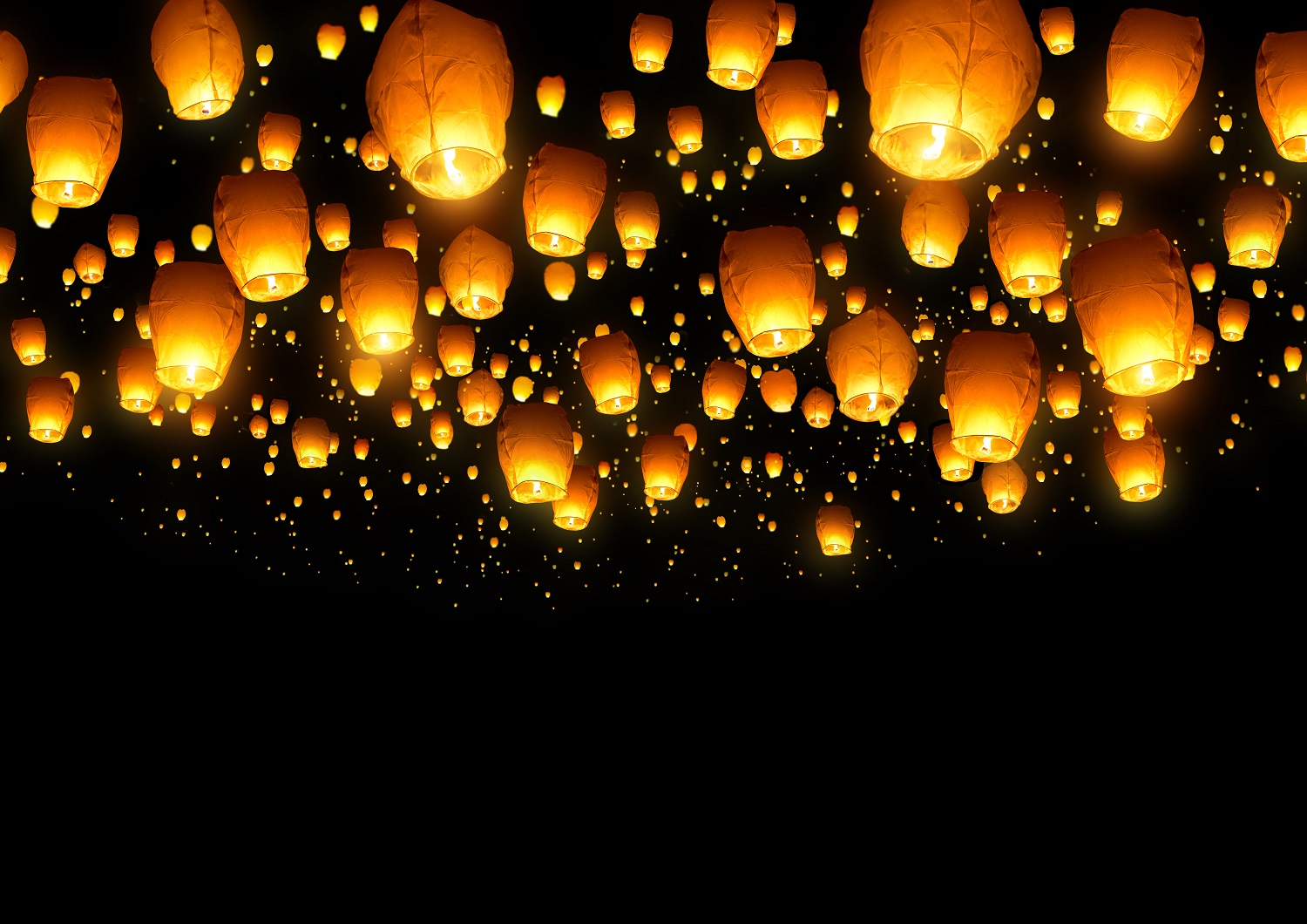 sky-lanterns-release-diwali-new-year