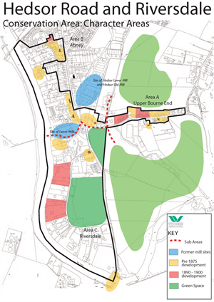 Draft-Hedsor-Road-Riversdale-conservation-area-appraisal-map